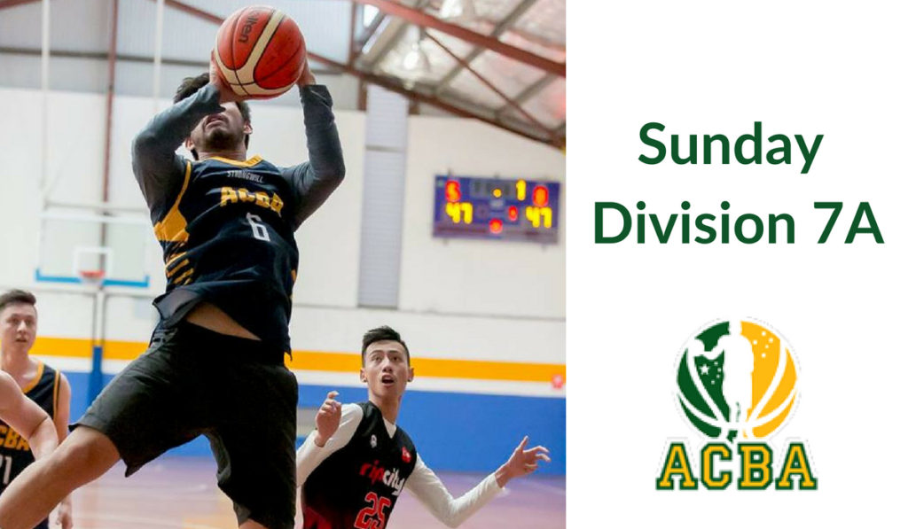 Sunday Division 7A